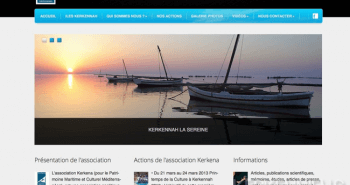 La nouvelle version l'Association Kerkena