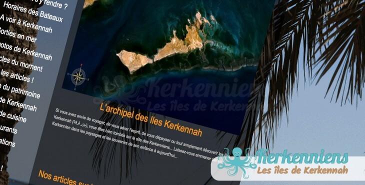 Du nouveau sur Kerkenniens: LES RESEAUX SOCIAUX