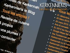 Du nouveau sur Kerkenniens: LES RESEAUX SOCIAUX !