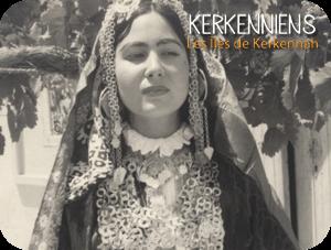 Habit traditionnel de mariage Kerkennien