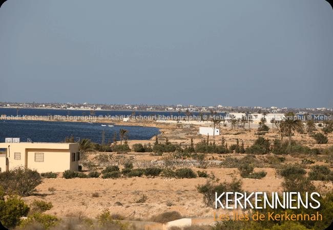 Panorama Ouled Yaneg Kerkennah Karkna