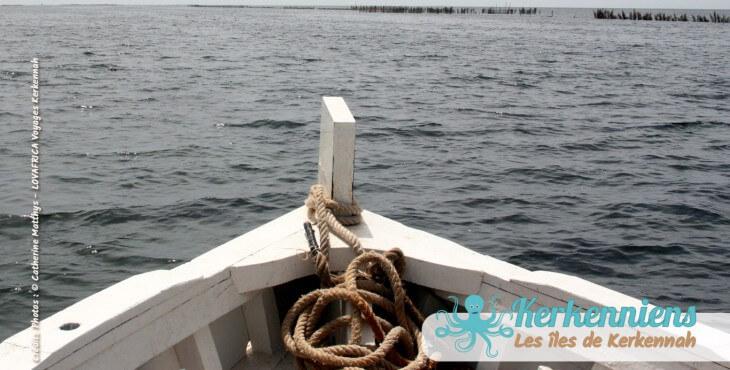 La felouque pour la pêche à la sautade