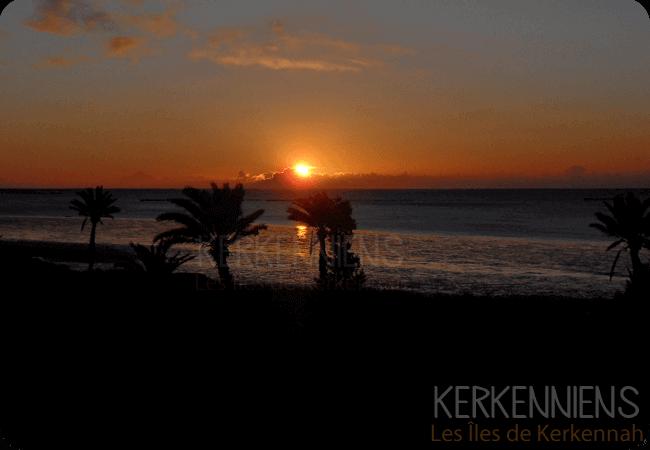 Photo Iles Tunisiennes de la Méditerrannée : Ile de Kerkennah