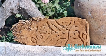 Photo Sculpture sur bois de palmier Izaro (Najib Bousabbah) Artiste Peintre et Sculpteur El Maghaza