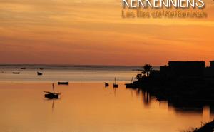 Le jour décline sur les iles de Kerkennah