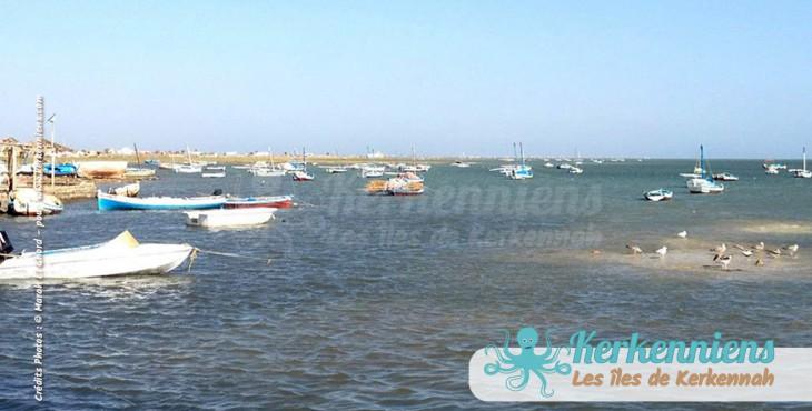 Port de pêche El Ataya Kerkennah