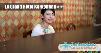 Réceptionniste Seabel Le Grand Hôtel Kerkennah Tunisie