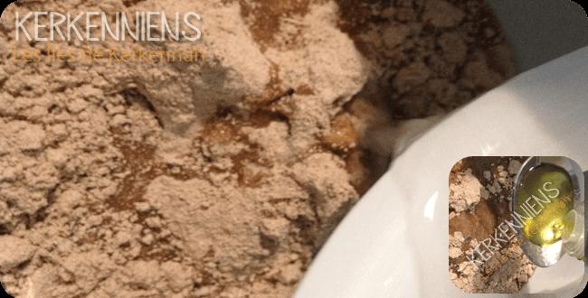 Recette de cuisine Bsissa de Kerkennah Kerkena - Photo 4