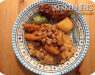Recette de cuisine: Couscous aux poulpes de Kerkennah (Kosksi bel karnit min kerkennah) - kerkenniens blog