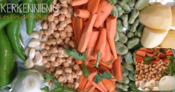 Recette de cuisine: Couscous aux poulpes de Kerkennah photo-4