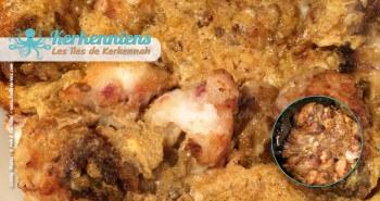 Fennoud (Fannoud) de Seiche (Chouabi) Recette de cuisine - Photo 7
