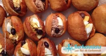 Recette de cuisine: Le Fricassé Tunisien