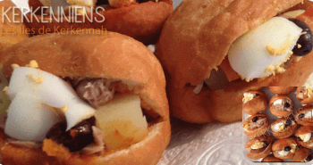 Recette de cuisine Le Fricassé Tunisien photo 12 - Kerknniens Recette de cuisine