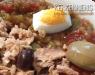Recette de cuisine Salade Méchouia au barbecue kerkennien kerkenniens blog