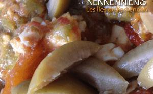 Recette de cuisine tastira tunisienne les de kerkennah - Tastira cuisine tunisienne ...
