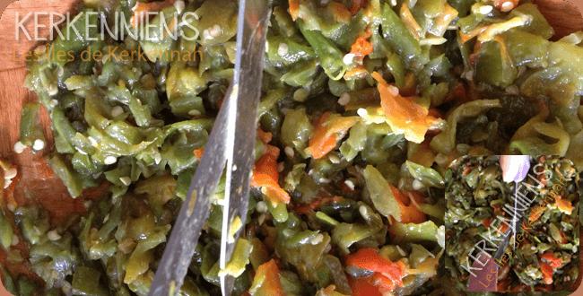 Recette de cuisine: Tastira Tunisienne (entrée chaude ou froide) - Image 6
