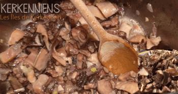 Recette de cuisine kerkennienne: Tchich bel Karnit (poulpe) image-4 Kerkenniens.com