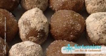 Recette de cuisine: Bsissa de Kerkennah