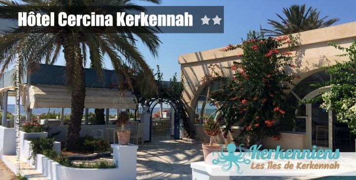 Restaurant Hôtel Cercina Kerkennah Tunisie