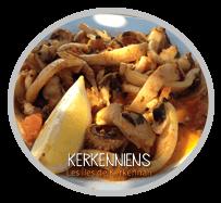 Restaurant des îles de Kerkennah