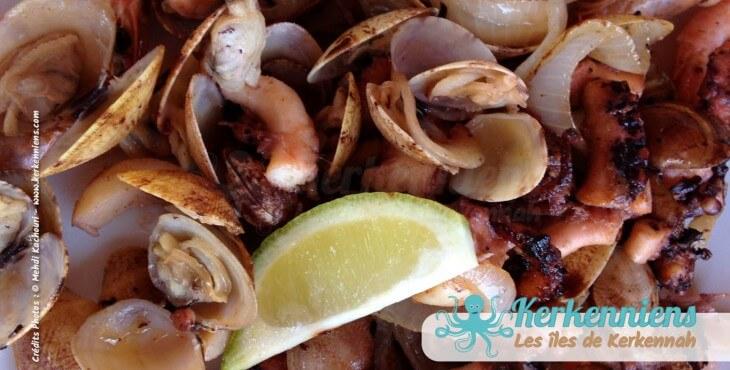 Les Restaurants à Karkna (Kerkennah) Tunisie