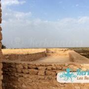 Autre vue du Fort Lahsar îles de Kerkennah Tunisie Borj Lahsar Kerkennah