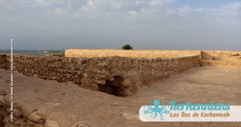 Fort Lahsar îles de Kerkennah Tunisie Borj Lahsar Kerkennah 12