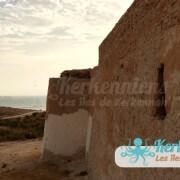 le Fort Lahsar îles de Kerkennah Tunisie Borj Lahsar Kerkennah
