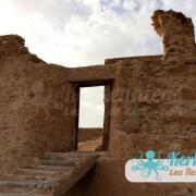 Toujours l'entrée du Fort Lahsar