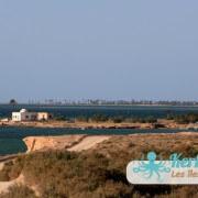 La vue du Fort Lahsar