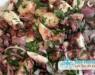 Recette de cuisine : Salade de poulpe à la kerkennienne