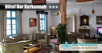 Salon Hôtel Dar Kerkennah – Kerkennah Tunisie