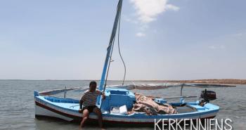 Une barque à voile typique