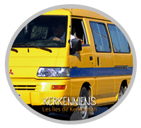 Taxi jaune Kerkennah Kerkena