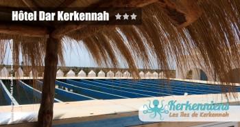 Terrasse Hôtel Dar Kerkennah – Kerkennah Tunisie