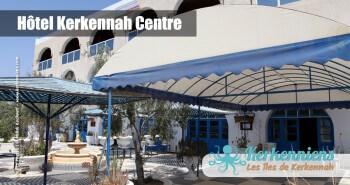 Terrasse Hôtel Kerkennah Centre Tunisie