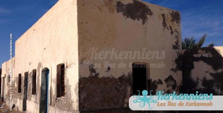 Tourisme à Kerkennah école primaire de Ouled Bou Ali Kerkennah