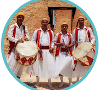 Troupe El Arkhabil Troupe folklorique de Kerkennah El Maghaza