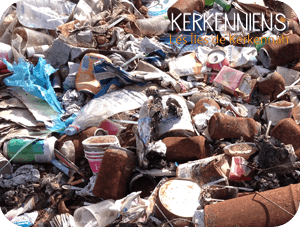 Kerkennah submergée par les déchets Kerkenniens Blog