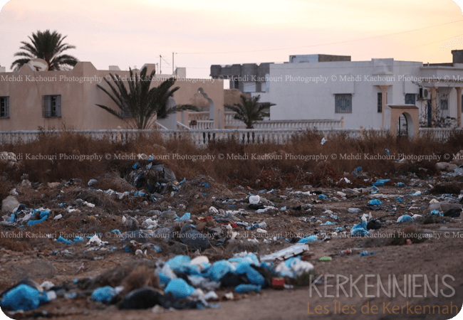 Tunisie: l'Archipel de Kerkennah submergée par les déchets - Kerkenniens - photo 3