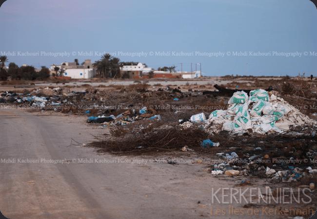 Tunisie: l'Archipel de Kerkennah submergée par les déchets - Kerkenniens - photo 4