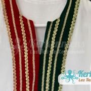 Vêtement traditionnel kerkennien Tissage broderie Vannerie Atelier Kerkenatiss