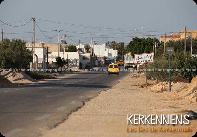 Village de Ouled Yaneg Kerkennah