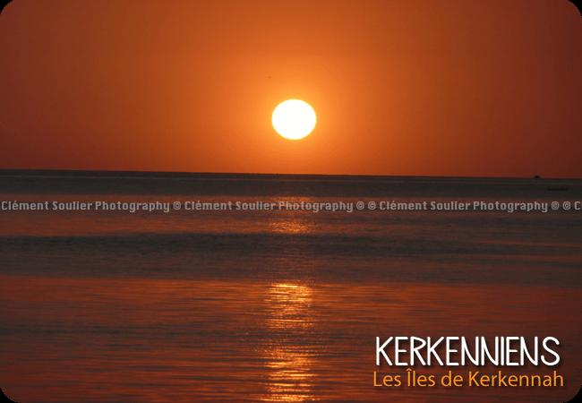 voyage kerkennah coucher soleil kerkena photo Clement Soulier