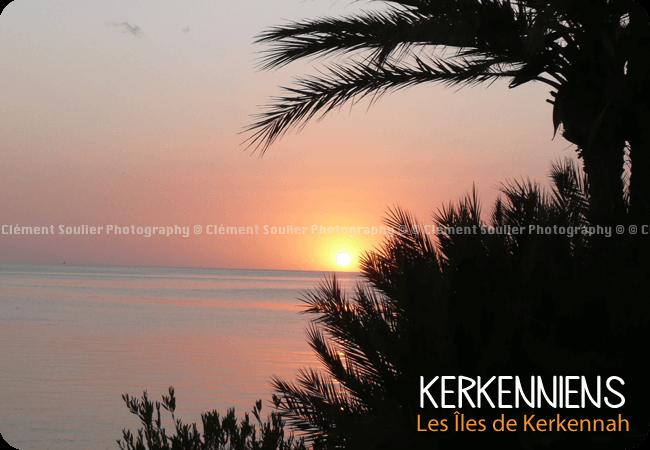 voyage kerkennah coucher soleil photo Clement Soulier