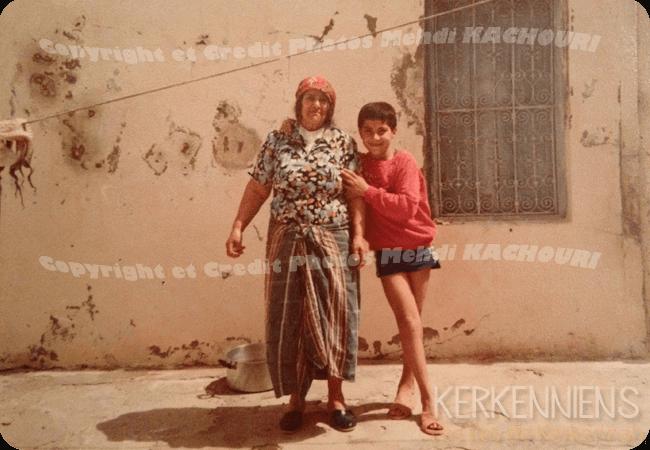 Kerkennah et les souvenirs d'enfance