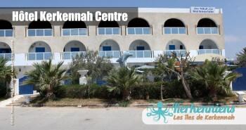 Vue extérieure Hôtel Kerkennah Centre Tunisie